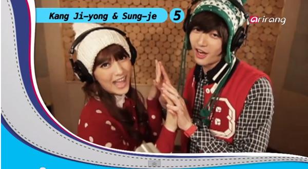 Kang Ji Young- Sung Je