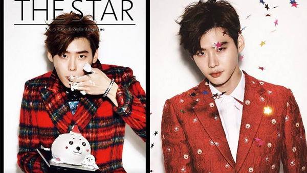 Lee Jong Suk-The Star