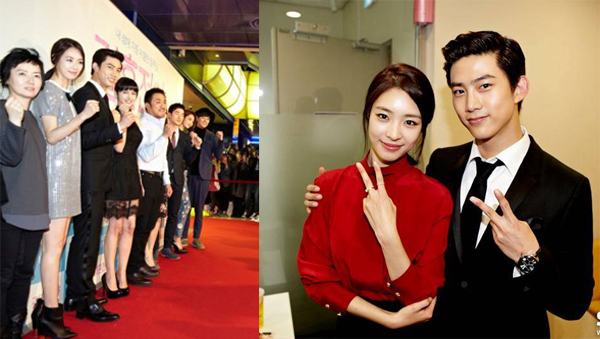 Lee Yeon Hee-Taecyeon 2pm