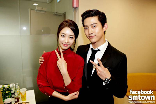 Lee Yeon Hee-Taecyeon