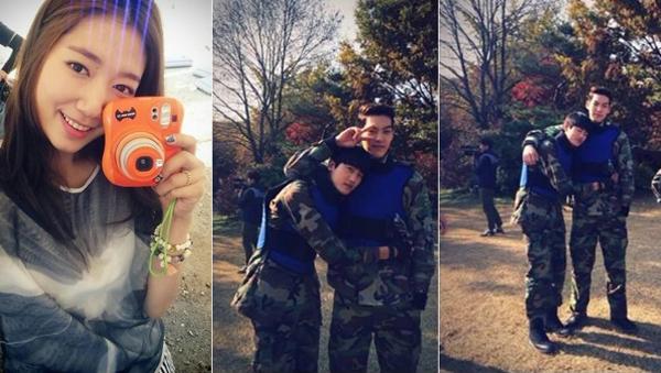 Park Shin Hye-Hyungsik-Kim Woo Bin