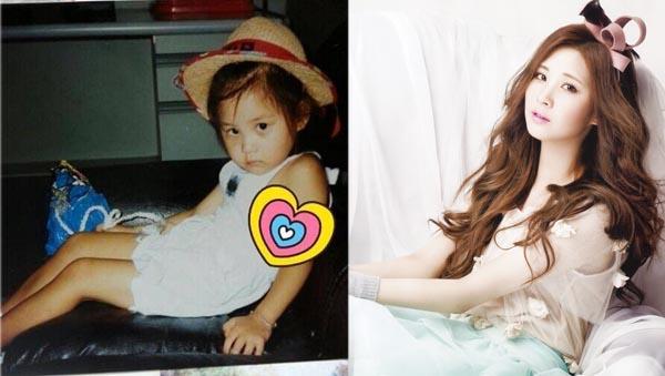 Seohyun-Childhood