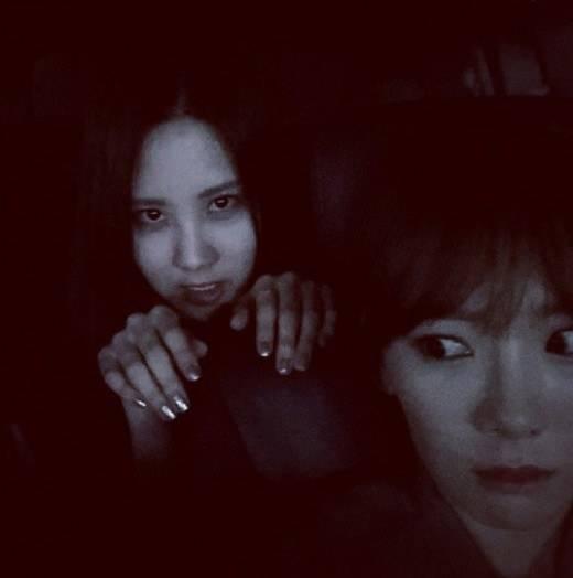 Seohyun-Taeyeon