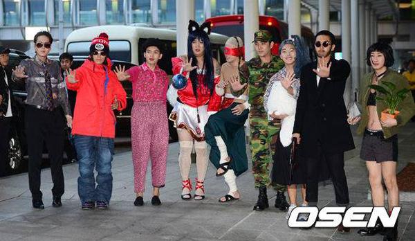 จัดเต็ม!!Super Junior แต่งคอสเพลย์ฉลองครบรอบ 8 ปีของพวกเขา!!