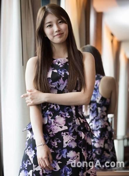 ซูจีเผยความรู้สึกของเธอเกี่ยวกับข่าวลือเรื่องเดทกับนักแสดงหนุ่มซองจุน