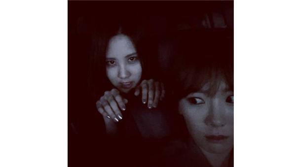 Taeyeon-SeoHyun