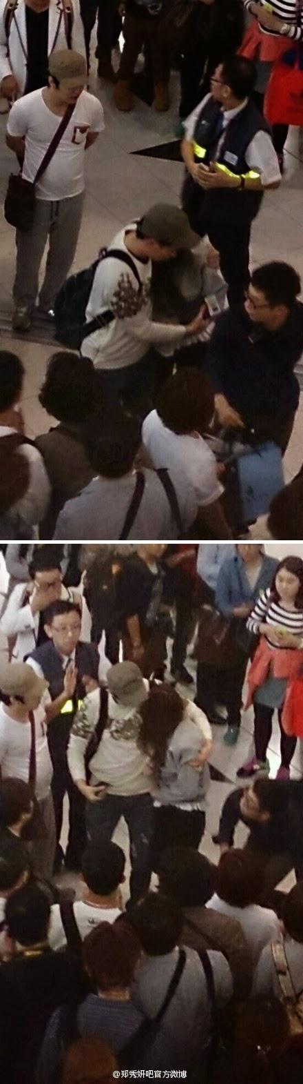 ช็อค!!เจสสิก้า SNSD เป็นลมล้มที่สนามบินฮ่องกง
