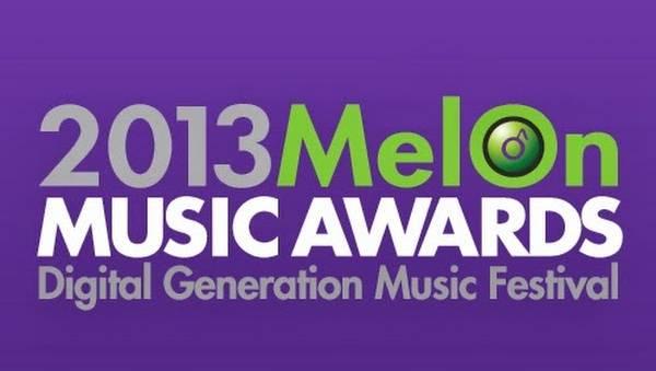 """รายชื่อผู้ชนะในงาน """"2013 MelOn Music Awards""""!"""