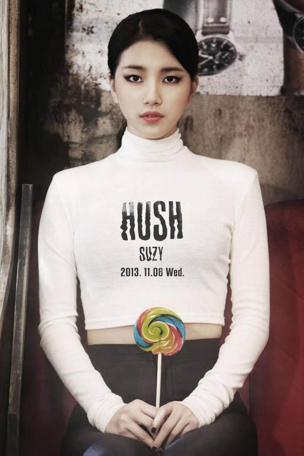 "Miss A ปล่อยภาพทีเซอร์ของซูจีสำหรับคัมแบ็คอัลบั้ม ""Hush""!!"