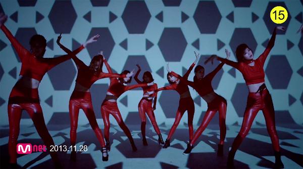 "Nine Muses ปล่อย MV ทีเซอร์สุดเซ็กซี่ในเพลง ""Glue"""