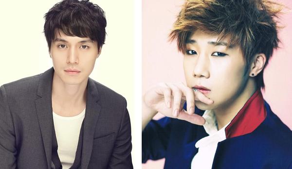 อีดงอุคและซองกยู Infinite ถูกพบขณะถ่ายทำรายการ Running Man!!