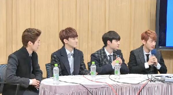 """แบคฮยอน EXO บอกว่าสาวในอุดมคติของเขาคือ """"ฮันกาอิน""""!!"""