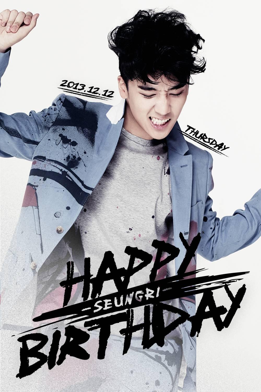 YG Entertainment และคนอื่นๆอวยพรวันเกิดให้กับซึงรี BIGBANG!!