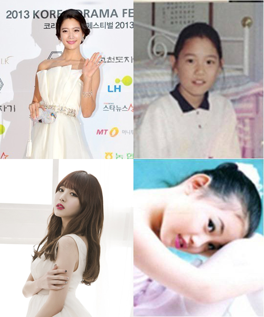 Clara-Yura Girl's Day-Childhood