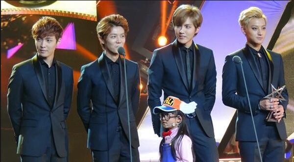 EXO-Best Popular Group