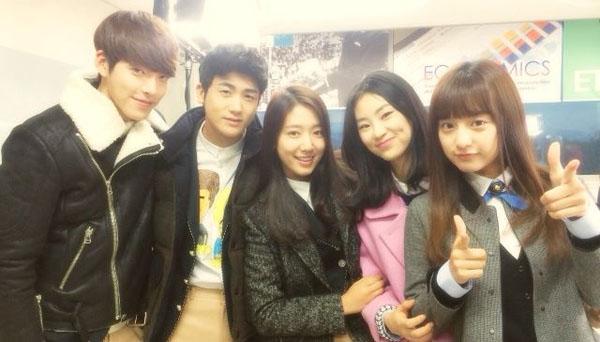 Heirs-Woo Bin-Hyungsik-Shin Hye-Kim Ji Won-2