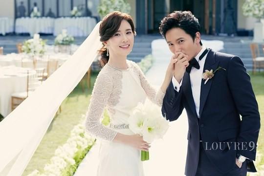 Ji Sung-Lee Bo Young