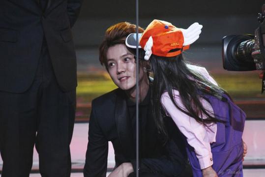 Luhan-Kiss