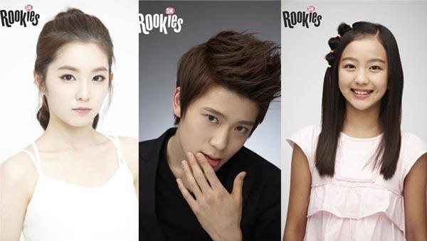 S.M.ROOKIES ปล่อยภาพของอีก 3 คน Lami, ไอรีน และแจฮยอนก่อนที่จะเดบิวต์!!