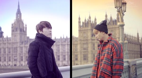 """ทงเฮและอึนฮยอกจาก SJ ปล่อย MV เพลง """"Still You"""""""