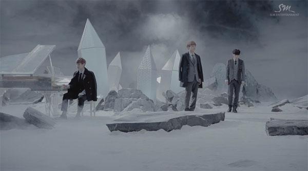 """ว้าว!!EXO ปล่อย Music Video เข้ากับหน้าหนาวในเพลง """"Miracle in December""""!!"""