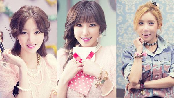 """SECRET ปล่อยภาพทีเซอร์ของฮโยซอง, ซอนฮวา และฮานาสำหรับ """"Gift from SECRET"""""""