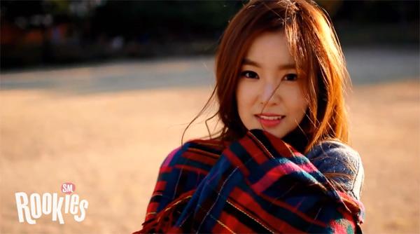 S.M.ROOKIES ปล่อยคลิปวิดีโอล่าสุดแนะนำสาวสวยไอรีน (Irene)!!