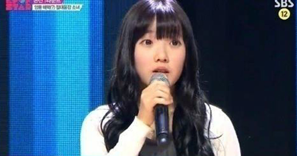 """ชาวเน็ตสร้างแอนตี้คาเฟ่ให้กับคิมอึนจูผู้เข้าประกวด """"K-Pop Star 3"""" หลังจากถูกกล่าวหาว่ากลั่นแกล้งเพื่อน!!"""