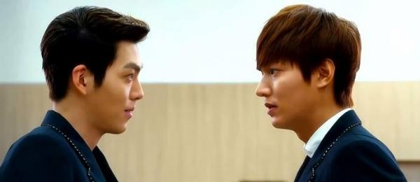 พัคชินเฮถูกถามว่าถ้าให้เลือกระหว่างอีมินโฮและคิมอูบินเธอจะเลือกใคร!!