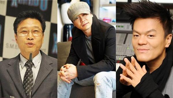 เผย 3 อันดับผู้ถือหุ้นทื่ร่ำรวยที่สุดของวงการบันเทิง K-POP ในตอนนี้!!