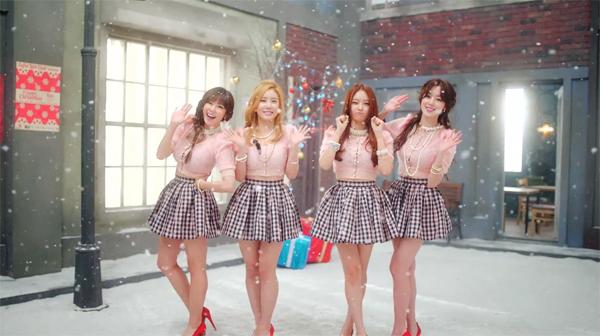 """SECRET ปล่อย MV ทีเซอร์สำหรับเพลงรักในฤดูหนาว """"I Do I DO"""""""