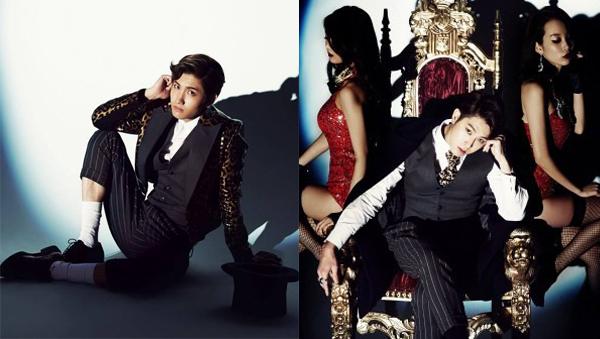 TVXQ เผยภาพทีเซอร์ในชุดสูทสำหรับการคัมแบ็คของพวกเขาในปี 2014!!