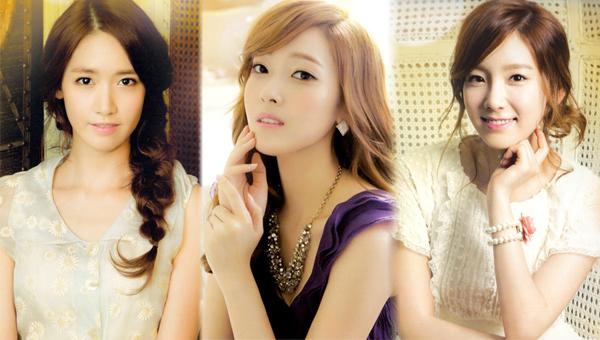 สามสมาชิกของ Girls Generation ติดในสิบอันดับของผู้หญิงที่สวยที่สุดในเอเชียตามผลสำรวจของจีน