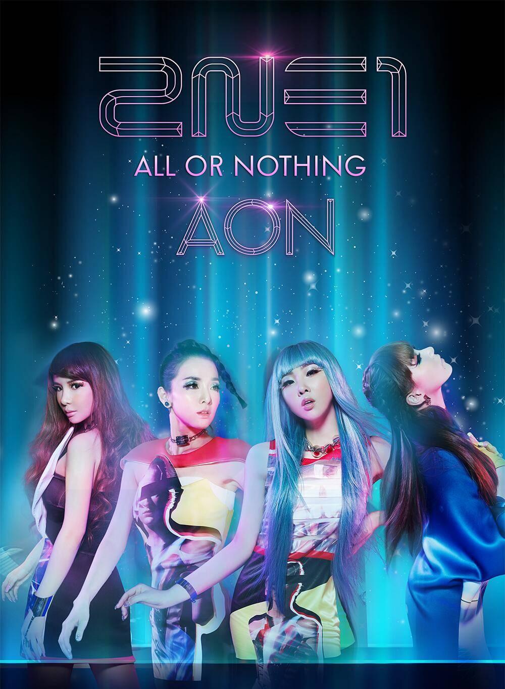 """2NE1 ปล่อย Trailer สำหรับ """"All or Nothing"""" เวิร์ลทัวร์ในธีม Sci-fi!!"""