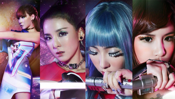 "2NE1 ปล่อยทีเซอร์สำหรับอัลบั้มใหม่ ""AON"" (All Or Nothing) และ 2014 เวิร์ลทัวร์"