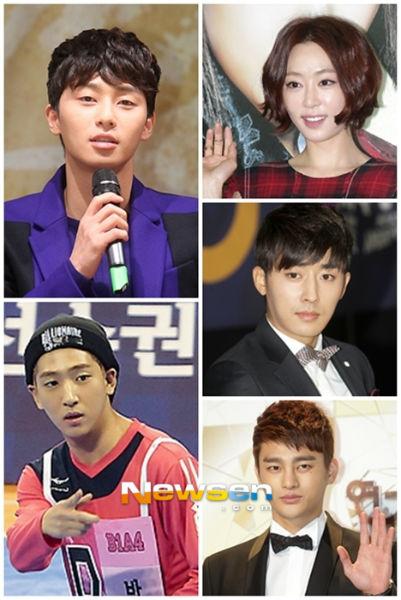 """ซนโฮจุน, บาโร B1A4, ซออินกุก และคนอื่นๆอีกมากจะเป็นแขกรับเชิญใน """"Running Man Olympics Special""""!"""