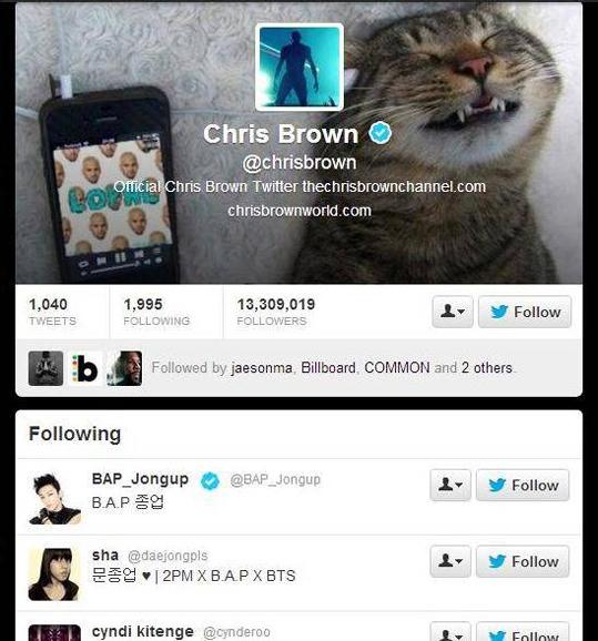 BAP-Jongup-Chris Brown