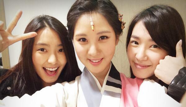 Bora-Seohyun-Tiffany