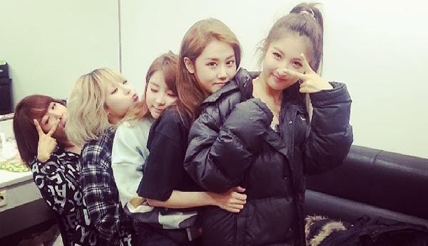 Hyuna-4Minute