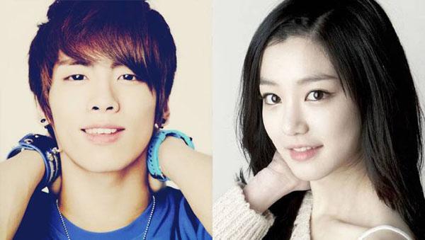 มีข่าวลือออกมาว่าจงฮยอน SHINee และอียูบีกำลังเดทกัน + ต้นสังกัดทั้งสองมาตอบ