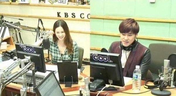 ยุนโฮ TVXQ พูดถึงความสัมพันธ์ของยุนอา SNSD และอีซึงกิ