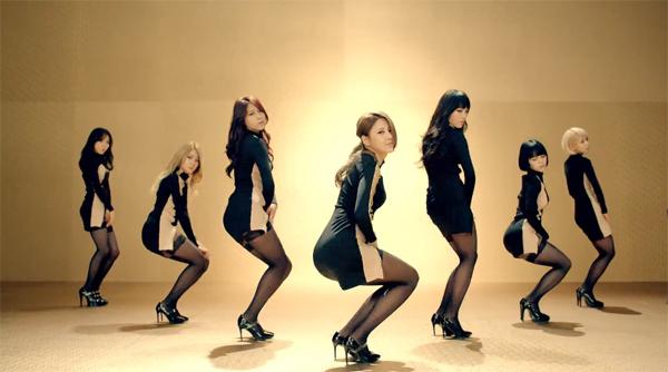 "AOA ปล่อย MV ทีเซอร์ (Dance ver.) สำหรับ ""Miniskirt""!"