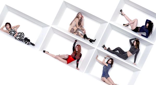 "Dal Shabet โชว์ความเซ็กซี่ของพวกเธอในทีเซอร์สำหรับการคัมแบ็คในเพลง ""B.B.B."""