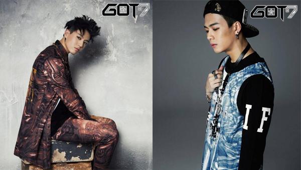 มาแล้ว!!JYP Entertainment ปล่อยภาพอีกสองสมาชิกของวงใหม่ GOT7 ยูคยอมและแจ็คสัน!!