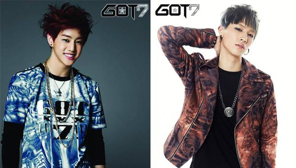 มาแล้ว!!JYP Entertainment ปล่อยภาพทีเซอร์สมาชิก Mark และ JB ของวงใหม่ GOT7