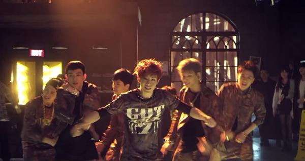 """ยอดวิว MV เพลง """"Girls Girls Girls"""" ของหนุ่มๆ GOT7 เกิน 1 ล้านหลังจากปล่อยได้ 2 วัน!!"""