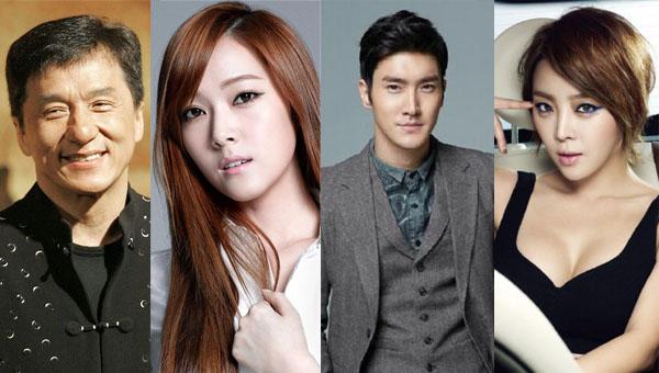 """เฉินหลง, ซีวอน SJ, เจสสิก้า SNSD และนาร์ชา BEG จะเป็นแขกรับเชิญให้รายการ """"Happy Together 3""""!!"""