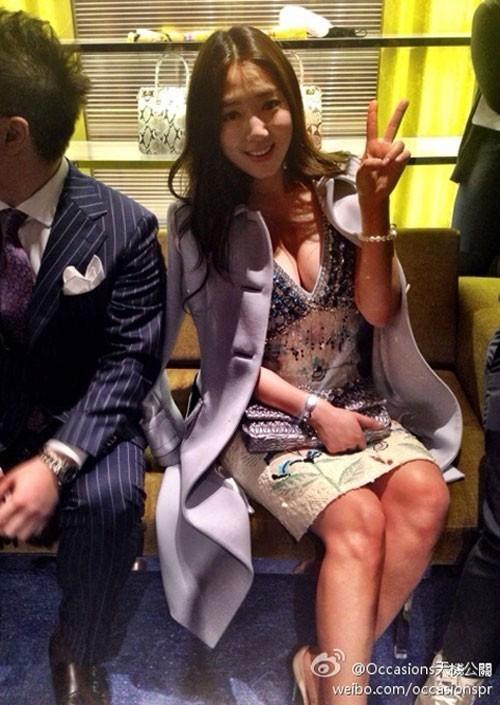 พัคชินเฮพูดถึงภาพสุดเซ็กซี่ของเธอที่กำลังได้รับความสนใจในขณะนี้