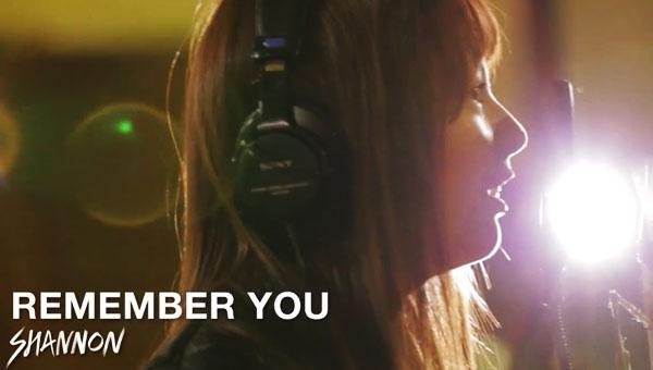 "Shannon ปล่อย MV เพลง ""Remember You"" ร้องคู่กับจงกุก SPEED ก่อนเดบิวต์อย่างเป็นทางการ"