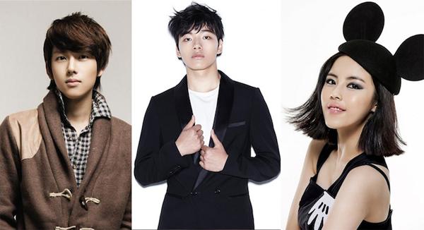 ยอจินกู, ซีวาน ZE:A และโดฮี Tiny-G ปรากฏตัวเป็นแขกรับเชิญในรายการ Running Man